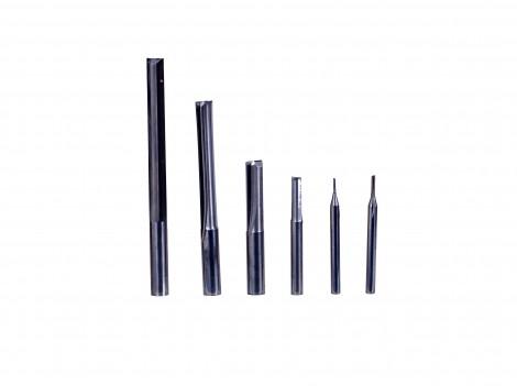 ดอกสำหรับกัดไม้ชนิด 2 ฟัน Wood cutting tool 2 flute spiral mill
